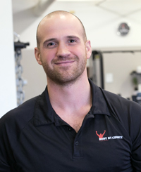 Nick Klein, Personal Trainer and Founder of HigherHealthCoaching.com online fitness and health coach